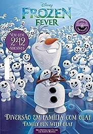 Frozen Fever: Diversão em Família com Olaf