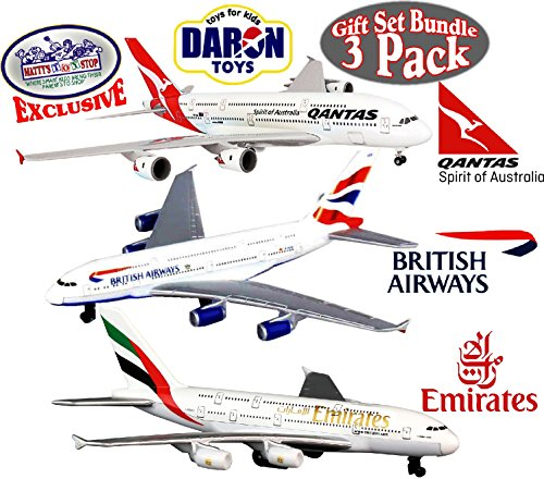 daron-emirates-a380-qantas-a380-british-airways-a380-die-cast-planes-mattys-toy-stop-exclusive-gift-