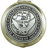 US Navy Pill Box Keepsake United States Military Collectibles Patriotic Gifts