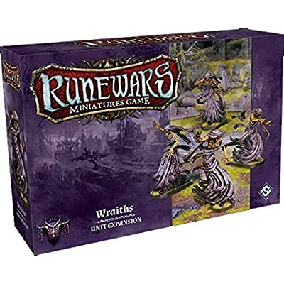 Runewars: Wraiths Expansion Pack: Toys & Games