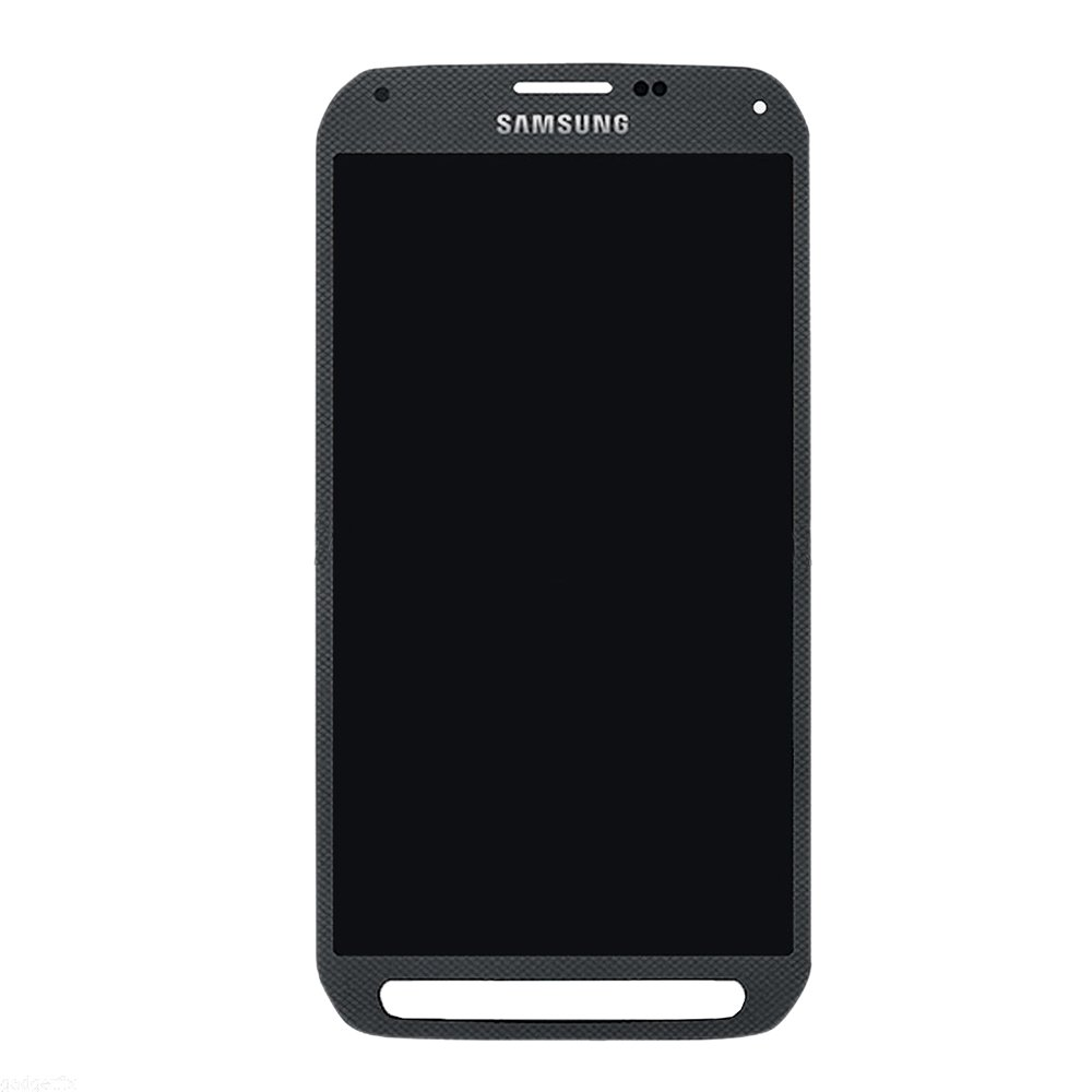 Touch Screen Digitizer and LCD for Samsung Galaxy S6 Active - Camo Gray