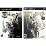 Shin Megami Tensei: Digital Devil Saga I & II Dual Pack [Playstation 2 PS2] NEW