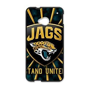 WFUNNY Jacksonville Jaguars 2 New Cellphone Case for HTC ONE M7 Black
