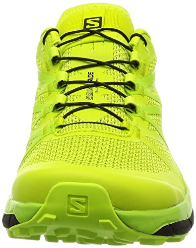 Green Ride Bleu UK12 Trail Homme Chaussures Sense Salomon de 5nY880