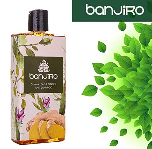 Herbal Spa Hair Regrowth Anti Hairfall Shampoo herabl Hydrating Prevent Hair loss With Treatment Natural Guava Leaves and Ginger Extracts 250 Ml