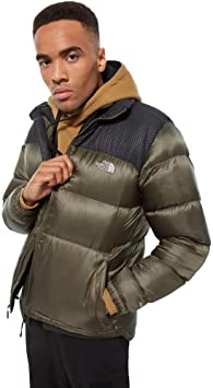 THE NORTH FACE Nevero Down Jacket Men Warme Daunenjacke