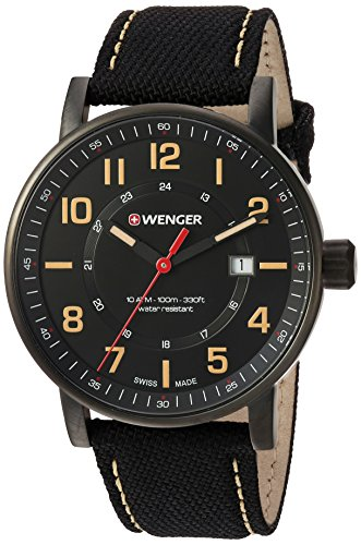 Wenger-Mens-Attitude-Outdoor-Swiss-Quartz-Stainless-Steel-and-Leather-Casual-Watch