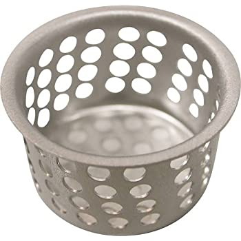 Proflo Pfads Aluminum Dome Strainer For Floor Sink