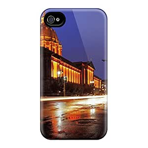 ZfYqEdI3434FTfuQ Case Cover Dejctr 22 City Night Color Refraction 1920x1646 Iphone 4/4s Protective Case by icecream design