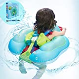 Baby Pool Floats for Baby Toddler Floaties Inflatable Swimming Pool Ring Accessories for The Age of 3 Months-6 Years (L, B1027)