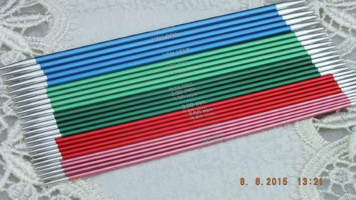 Zing: Knitting Pins: Sets 5: Double Ended: Set: 15cm by Knit Pro (Image #2)