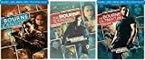 Jason Bourne Legacy Steelbook Trilogy - The Bourne Identity, The Bourne Supremacy & The Bourne Ultimatum 3-Blu-ray Bundle