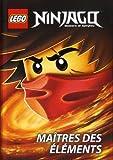 Lego Ninjago Masters of Spinjitzu, Tome 4 : Le maître des éléments