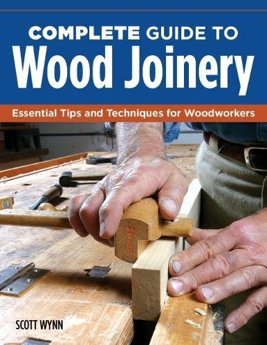 Classic Handplanes and Joinery: Essential Tips and Techniques for Woodworkers (Fox Chapel Publishing) Create Fast & Accurate Furniture Joints Like Mortise & Tenon, Dado, & Rabbet Using Hand (Fine Cut Tenon)