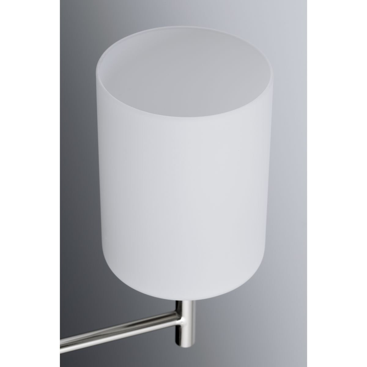 Progress Lighting P2159-09 Contemporary/Soft 3-100W Med Bath Bracket, Brushed Nickel by Progress Lighting (Image #5)