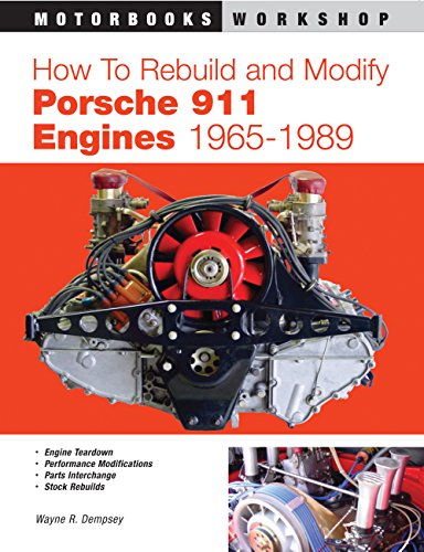 How to Rebuild and Modify Porsche 911 Engines 1965-1989 ()