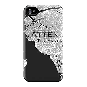 Hot Tpye Moonsorrow Band Case Cover For Iphone 4/4s