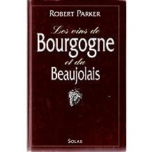Vins de bourgogne et du beaujolais
