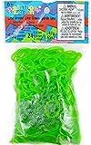 jelly bands rainbow loom - Rainbow Loom Refill - Jelly Lime Green