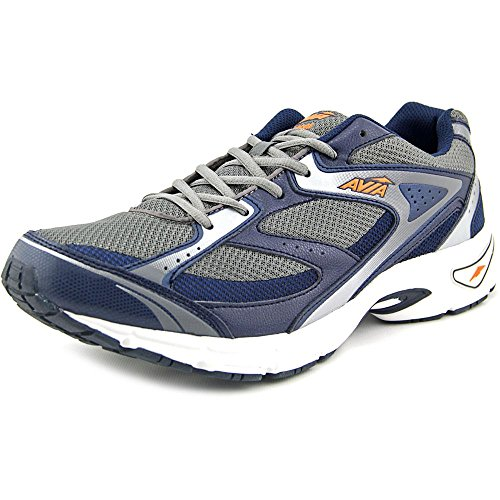 AVIA Men's Avi-Execute Running Shoe 10 (4E) Navy/Grey