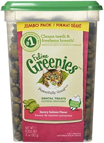 Feline Greenies Dental Treats Holiday product image