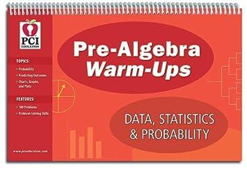 Amazon.com: Pre-Algebra Warm Ups – datos, estadísticas ...