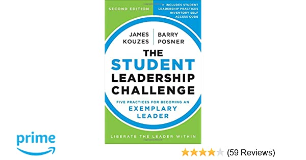 THE STUDENT LEADERSHIP CHALLENGE EBOOK