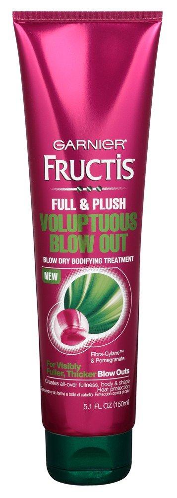 Garnier Fructis Full & Plush Voluptuous Blowout Treatment 5.1z (Pack of 2)