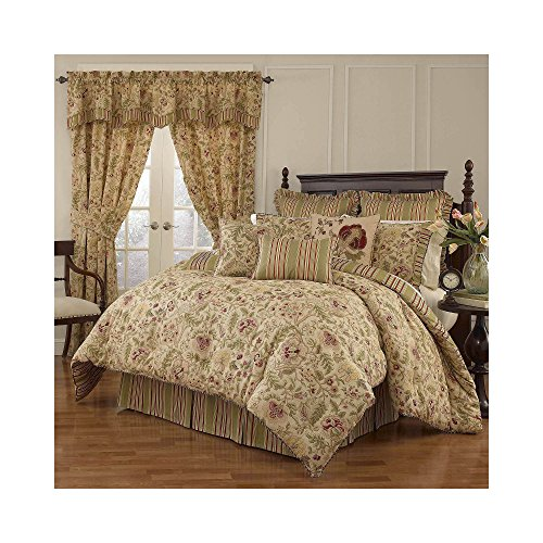 picture of Waverly Imperial Dress Antique 4-pc. Comforter Set
