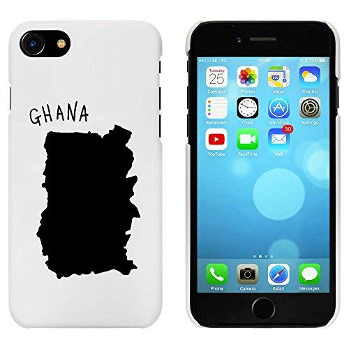 Blanc 'Ghana Pays' étui / housse pour iPhone 7 (MC00081454)