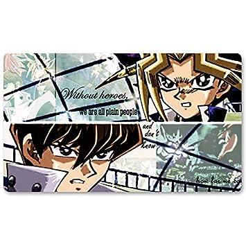Juego de mesa Yugioh de 60 x 35 cm, alfombrilla de juego para Yu ...