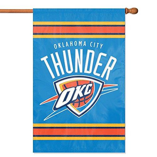 Party Animal Oklahoma City Thunder Banner NBA Flag]()