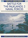 img - for Battle for the Falklands 2. Naval forces. book / textbook / text book