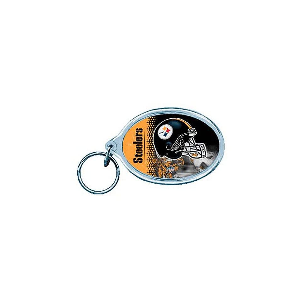 Pittsburgh Steelers Nfl Acrylic Key Ring