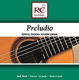 Royal Classics PR40 Preludio Premium Nylon Classical Guitar Strings, Medium