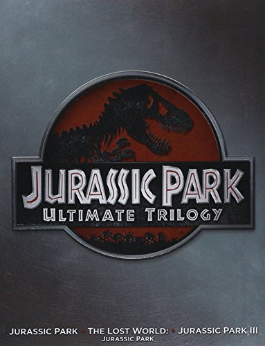 Jurassic Park Ultimate Trilogy (Jurassic Park Dvd The Lost World)