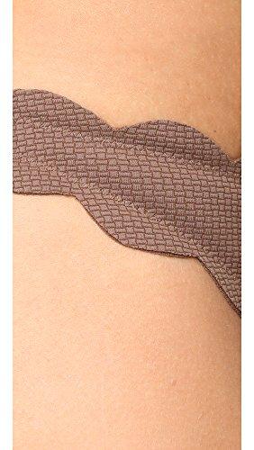 Marysia Swim Women's Antibes Bottoms, Cocoa, Medium