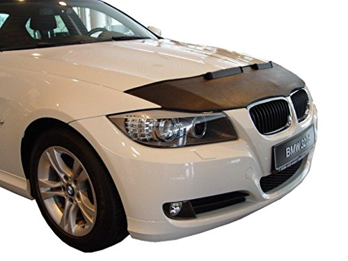 HOOD BRA Front End Nose Mask for BMW 3 E90 since 2009 Bonnet Bra STONEGUARD PROTECTOR -