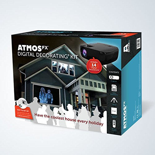 AtmosFX Digital Decorating Kit - Fx Halloween