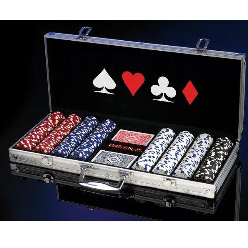 EXCALIBUR ELECTRONIC WSOP Professional 400 11.5 Gram Poker Chip Set 2064A-2