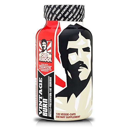 Old School Labs Vintage Burn Thermogenic Fat Burner - Weight