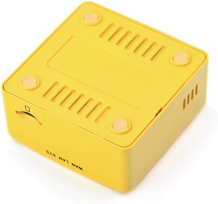 in Pocket to go NanoPi R1S Allwinner RAM 512M H3 Tiny Computer /& Router Allwinner H5 Dual Gbps Ethernet