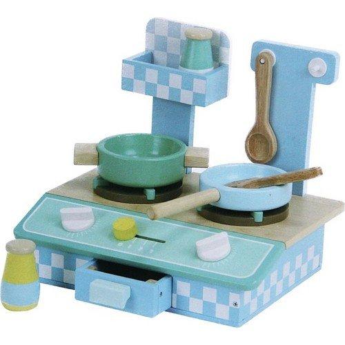 Serra Baby Mentari Wooden Mini Kitchen Kit by Serra Baby