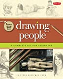 Drawing People Kit: A Complete Drawing Kit for Beginners (Walter Foster Drawing Kits)