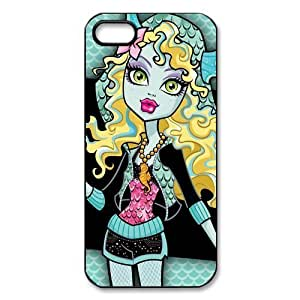 Customize Cartoon Game Monster High Back Cover Case for iphone 5 5S JN5S-2429