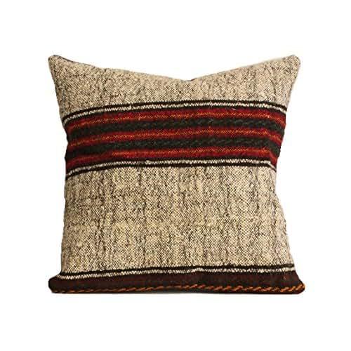 Turkish Kilim Pillow Home Decor Decorative Pillow Home: Amazon.com: Kilim Pillow, 20x20 Southwest Pillow Turkish