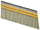 TrueSpec HZB32131P8 Tree Island 16D Short 3-1/4'' x .131'' Zincgard Hot Galvanized Framing Nails