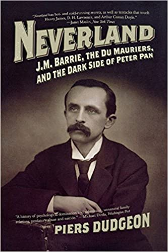 amazon neverland j m barrie the du mauriers and the dark side