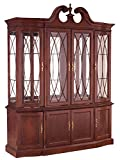 Breakfront China Cabinet 50810