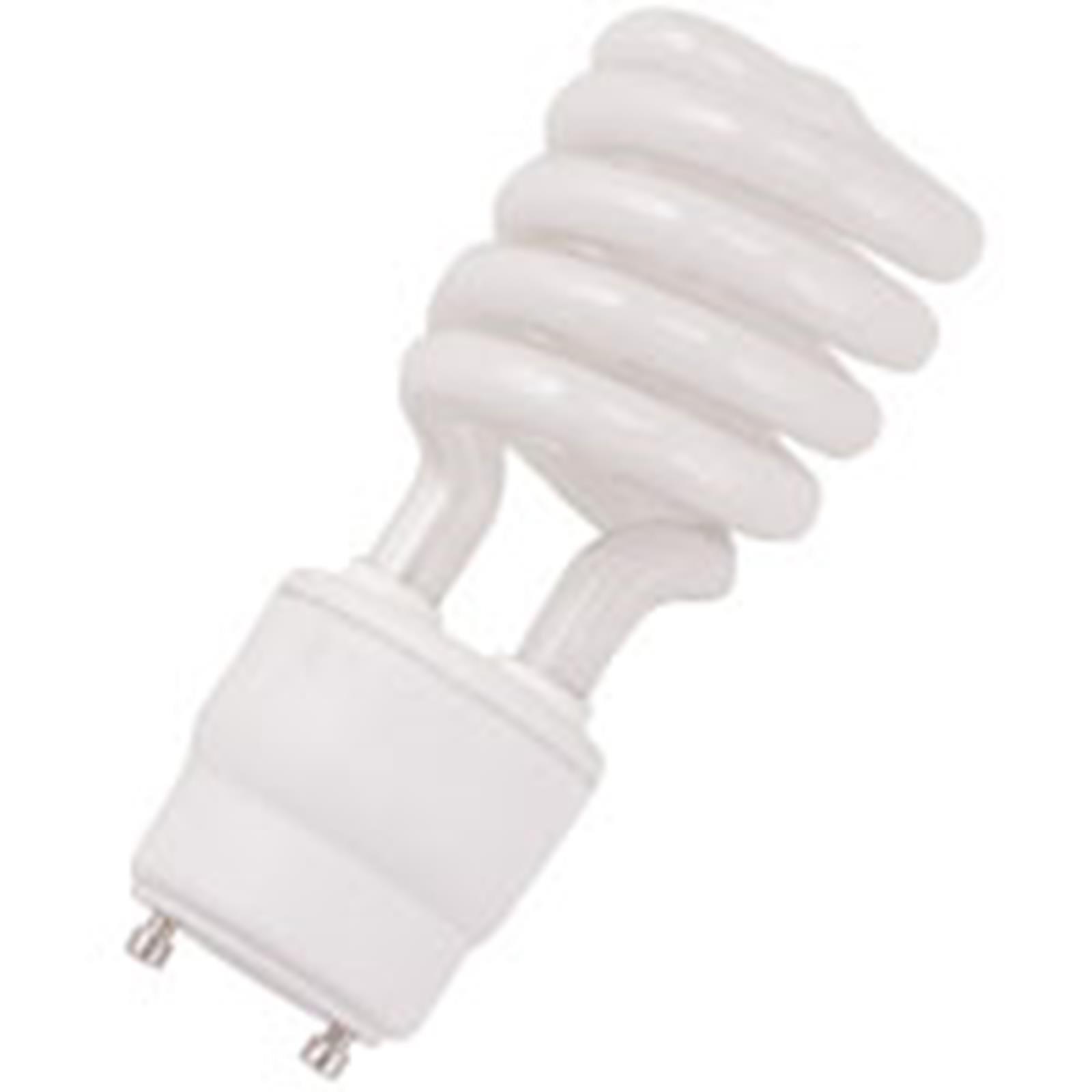 30 Qty. Halco 26W Spiral 5000K GU24 ProLume CFL26/50/GU24 26w 120v CFL Natural White Lamp Bulb
